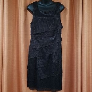 Connected  Apparel Size 10 dress NWT